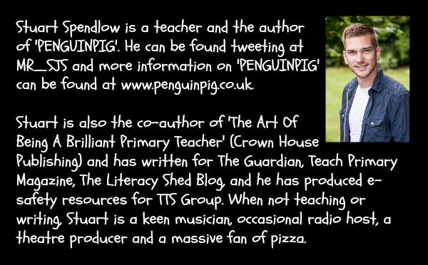 Stuart Spendlow blog bio