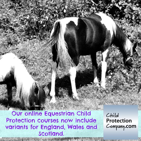 Equestrian variants