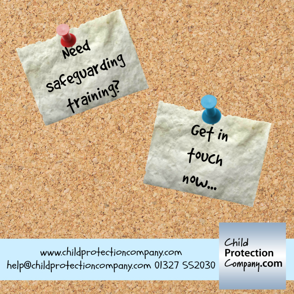 need safeguarding training