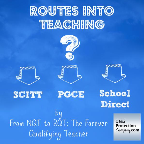 routes into teaching