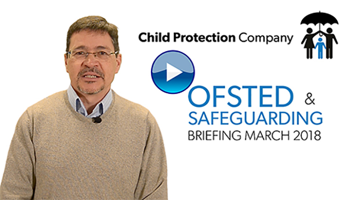 ofsted safeguarding briefing