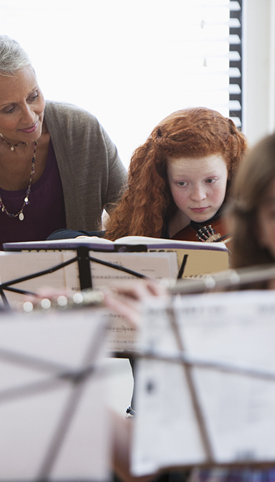 safeguarding in music education