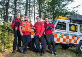 lowland rescue safeguarding course