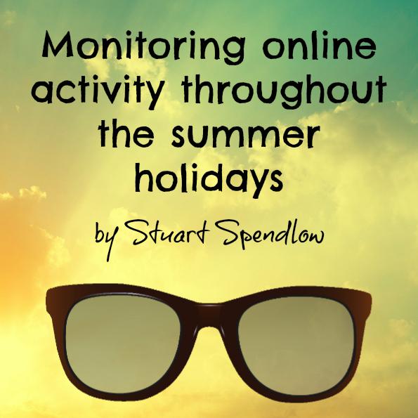 monitoring online activity